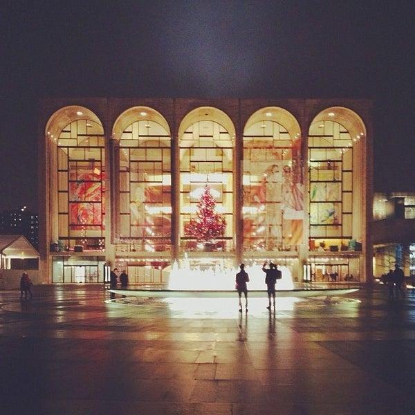 12/11/2012にKellyがLincoln Center for the Performing Artsで撮った写真