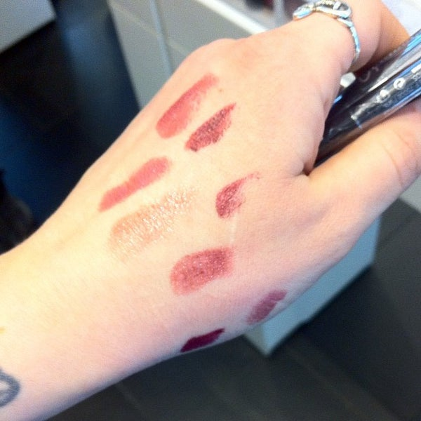 Photo taken at SEPHORA by Kate T. on 12/1/2012