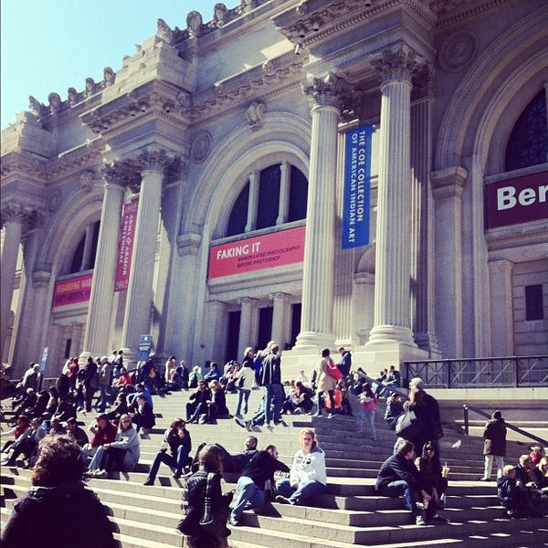 Photo taken at Metropolitan Museum of Art by Kate T. on 10/13/2012