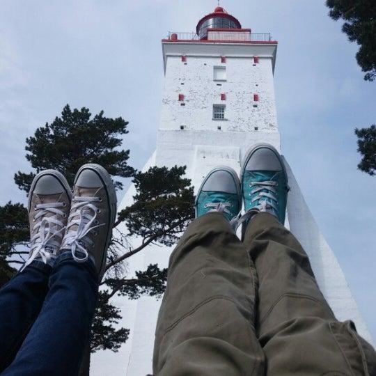 Photo taken at Kõpu tuletorn    Kõpu Lighthouse by Elena K. on 6/6/2015