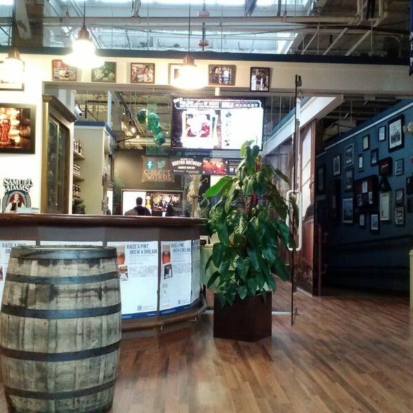 Photo taken at Samuel Adams Brewery by Meghann H. on 6/7/2013