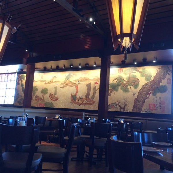 Photo taken at P.F. Chang's by David R. on 3/5/2014