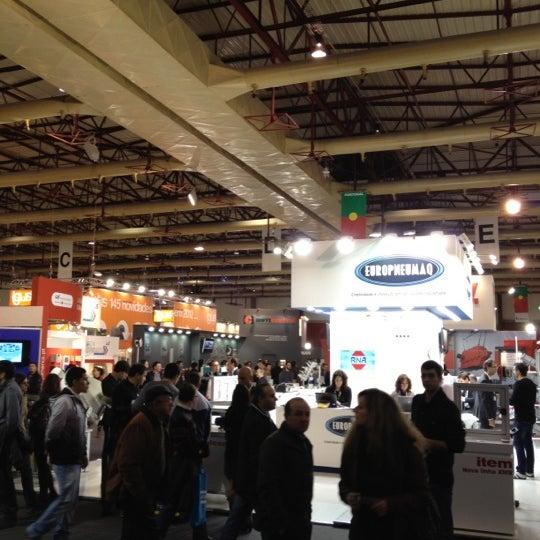 Photo taken at Exponor - Feira Internacional do Porto by Lucas on 11/24/2012