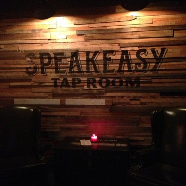 Photo taken at Speakeasy Ales & Lagers by Lauren B. on 2/8/2013