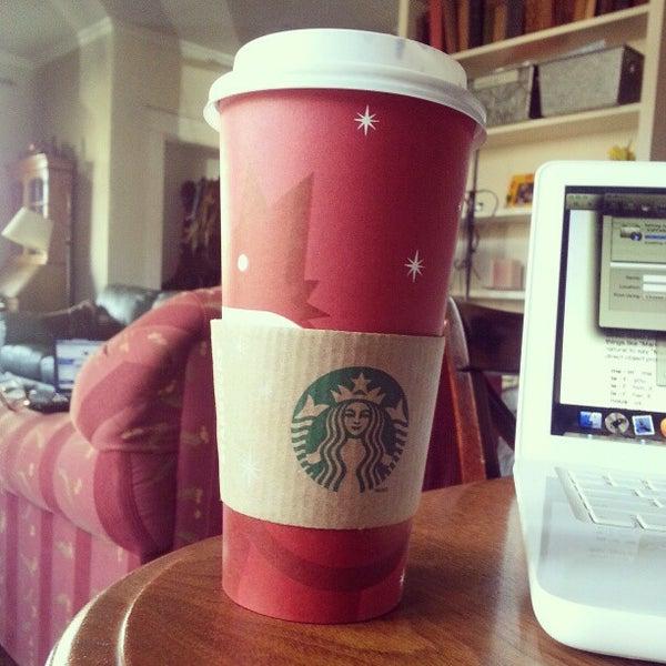 Photo taken at Starbucks by Jordan on 11/24/2012