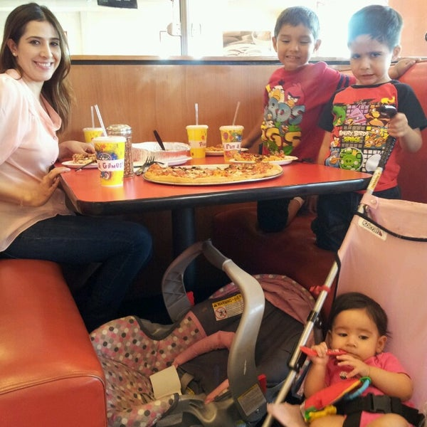 Photo taken at Peter Piper Pizza by Christian R. on 8/1/2013