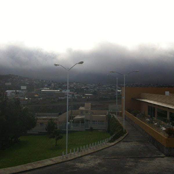 Photo taken at Universidad Autónoma de Durango Campus Zacatecas by Victor A. on 9/8/2013