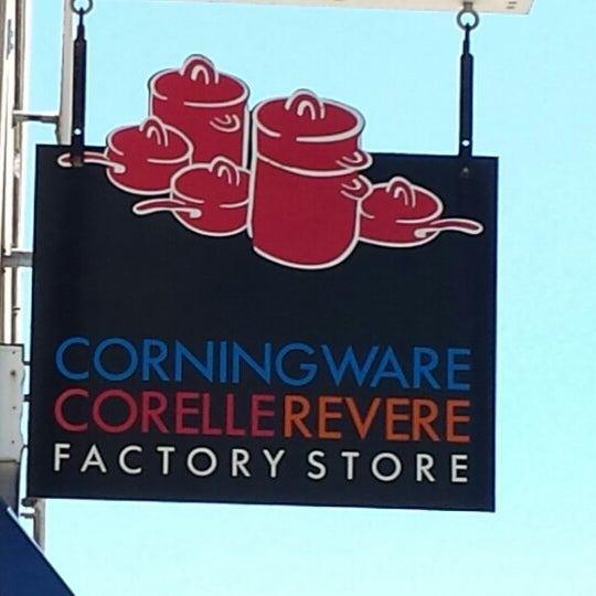 Furniture Factory Outlet Dallas: Corning Revere Factory Store