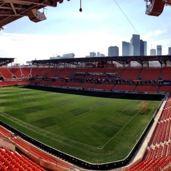 Photo prise au BBVA Compass Stadium par Brandy W. le5/19/2013