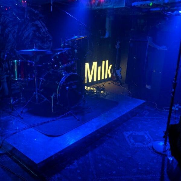 Photo taken at Milk Studios by Chris R. on 5/10/2016