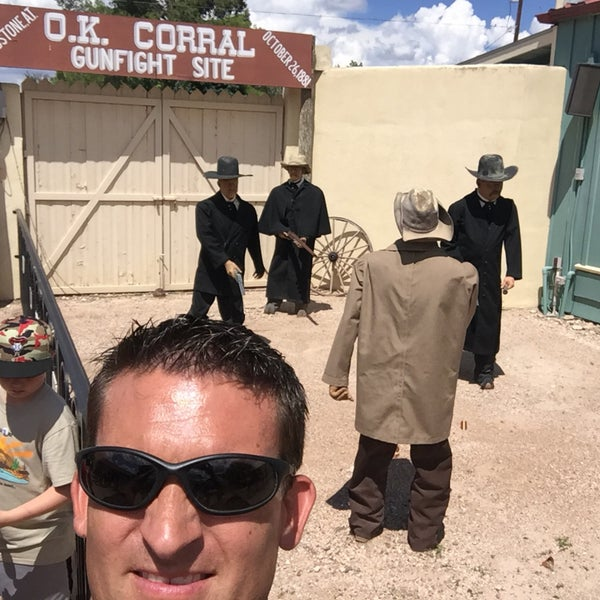 Photo taken at O.K. Corral by Kasey H. on 8/12/2017