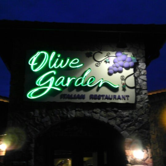 Olive Garden - 37 tips from 1534 visitors