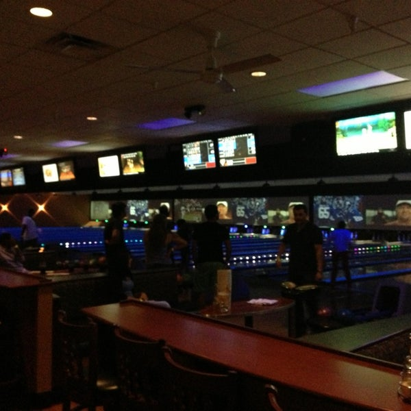 Photo taken at Bowlmor Rockville by Chad W. on 8/19/2013