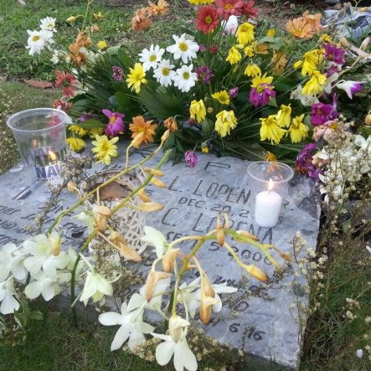Photo taken at Manila Memorial Park by Kristina L. on 11/3/2012