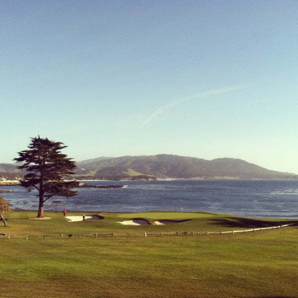 Photo taken at The Lodge at Pebble Beach by Will L. on 2/22/2013
