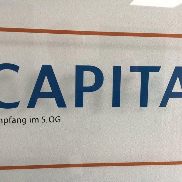 รูปภาพถ่ายที่ CAPITA (ehemals 3C Dialog) โดย Walter เมื่อ 10/6/2017