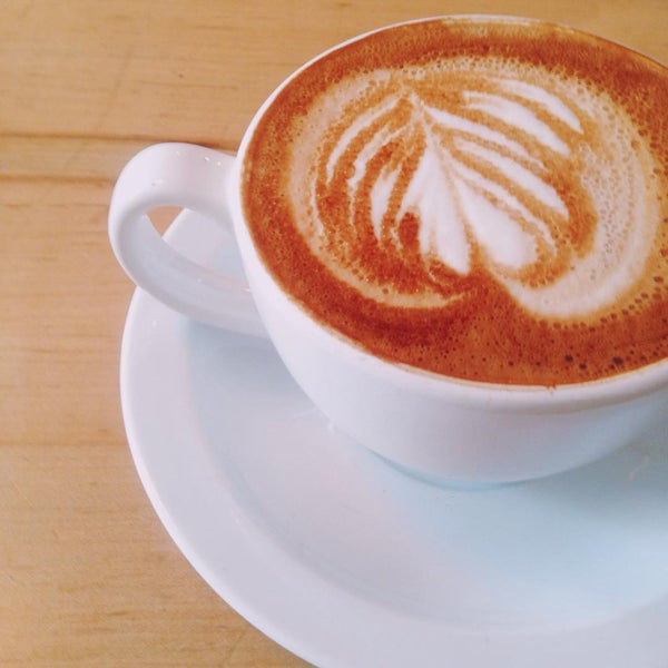 Photo taken at Bodhi Coffee by Kibbee on 8/2/2015