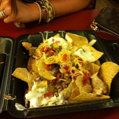 Photo taken at Moe's Southwest Grill by Laurie B. on 9/30/2012