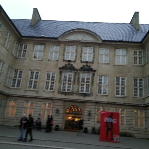 Photo taken at National Museum of Denmark by Hans-Henrik T O. on 11/15/2013