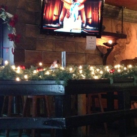 Photo taken at Fadó Irish Pub & Restaurant by Mayank A. on 12/5/2012