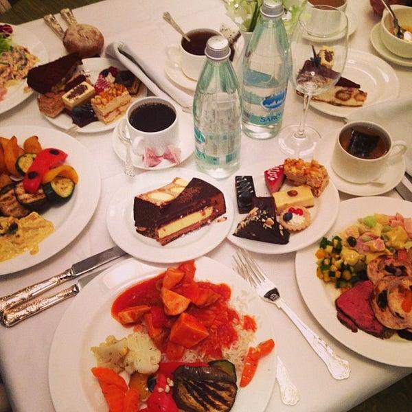 Photo taken at Radisson Royal Hotel by Oksana on 2/20/2013