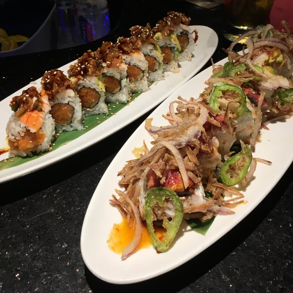 Photo taken at Harney Sushi by Jessie C. on 5/14/2017