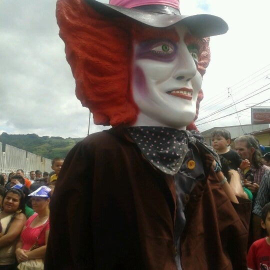 Photo taken at Aserrí by Mela H. on 10/28/2012