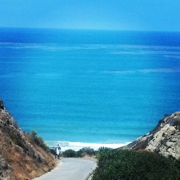San Clemente State Park Camping: San Clemente State Beach