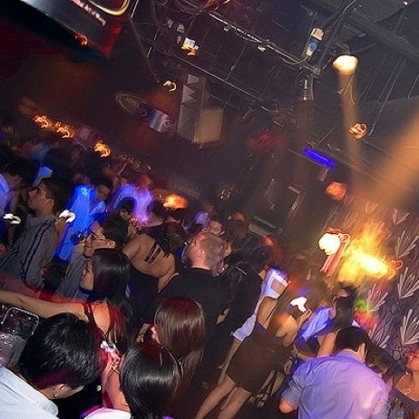 Photo taken at Zouk Club Kuala Lumpur by Jon M. on 11/24/2012