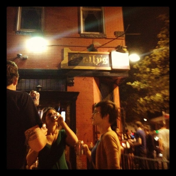 Photo taken at Solly's U Street Tavern by Timothy W. on 9/16/2012