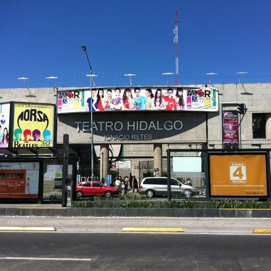 Foto tomada en Teatro Hidalgo por Tato P. el 10/7/2012