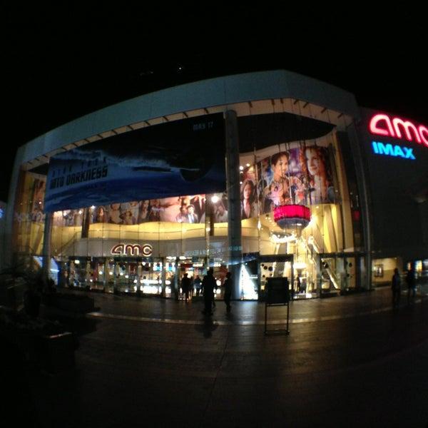 Photo taken at AMC Century City 15 by @renobartilotti on 5/13/2013