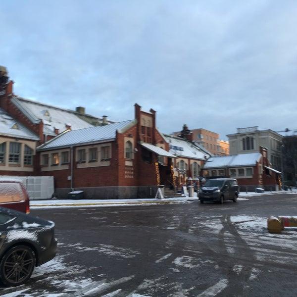 Das Foto wurde bei Hietalahdentori von Rasmus S. am 2/21/2017 aufgenommen