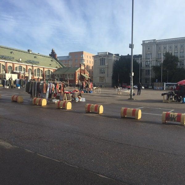 Das Foto wurde bei Hietalahdentori von Rasmus S. am 9/12/2016 aufgenommen