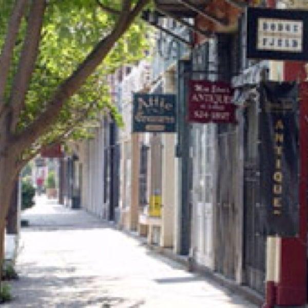 Magazine Street Garden District New Orleans La