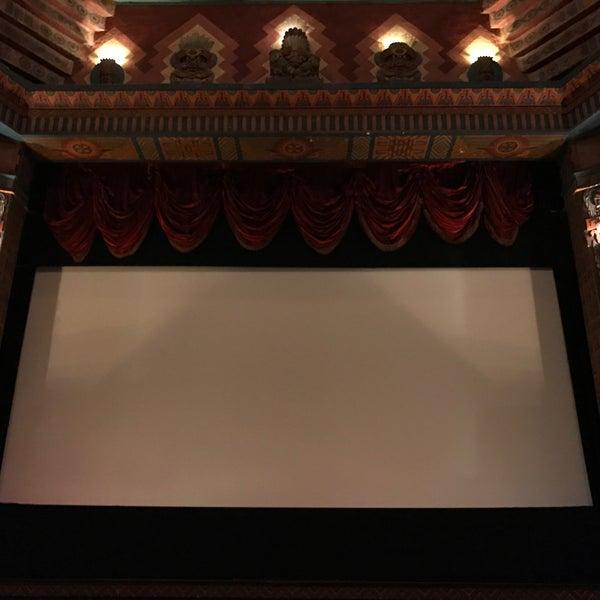 Photo taken at Mayan Theatre by Josiah F. on 1/1/2017