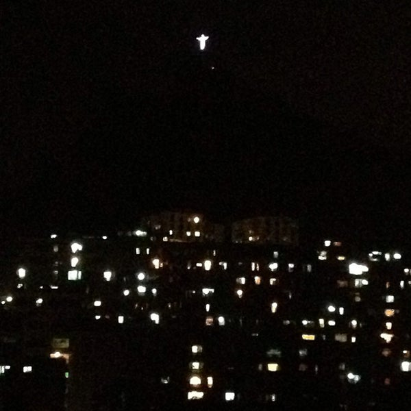 Photo taken at Rio de Janeiro by Laura on 3/21/2013
