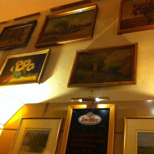 Das Foto wurde bei Gulaschmuseum von Davide am 11/2/2012 aufgenommen