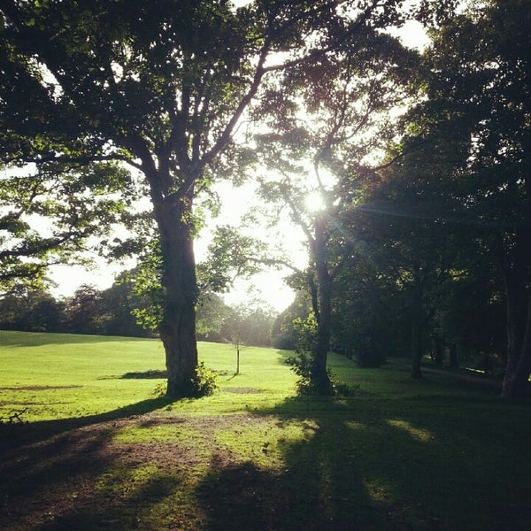 Photo taken at Hall Garth Park by -Kerry on 9/29/2012