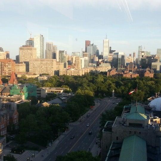 Photo taken at Park Hyatt Toronto by Srdjan S. on 6/17/2013