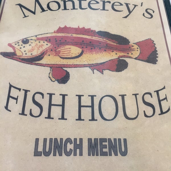 Photo taken at Monterey's Fish House by Tim C. on 4/16/2015