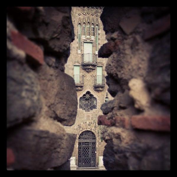 Foto tomada en Torre Bellesguard por Daniel G. el 2/21/2013