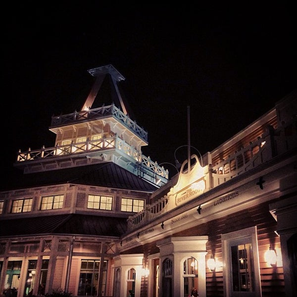Photo taken at Disney's Port Orleans Riverside Resort by Adolfo C. on 2/28/2013