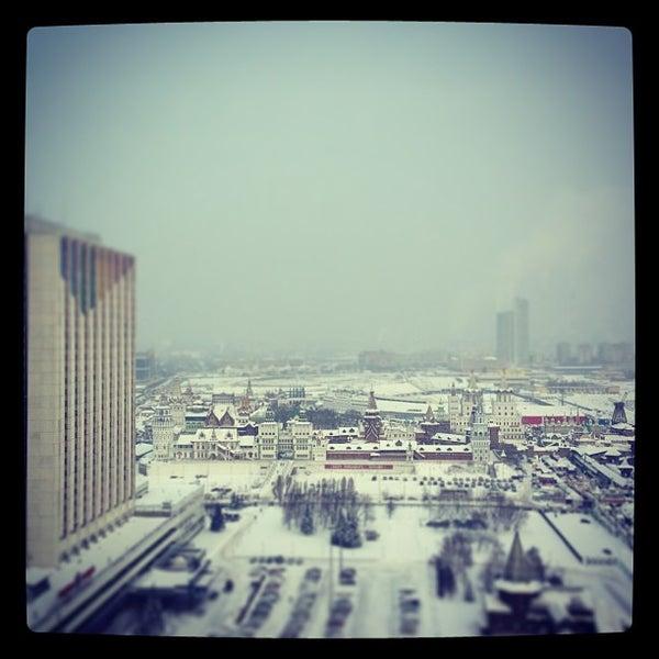 Снимок сделан в Измайлово «Альфа» пользователем Kirill S. 1/19/2013