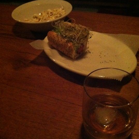 Photo taken at Custom Wine Bar by Sketkh W. on 11/19/2012
