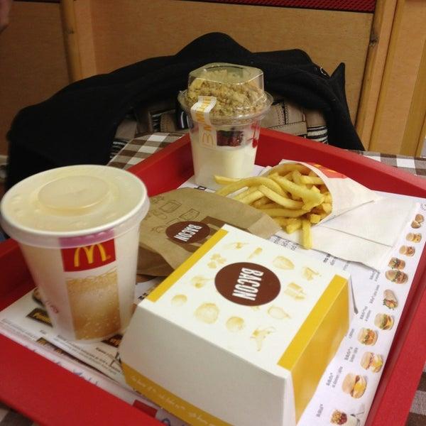 Photo taken at McDonald's by Roberta M. on 1/23/2013