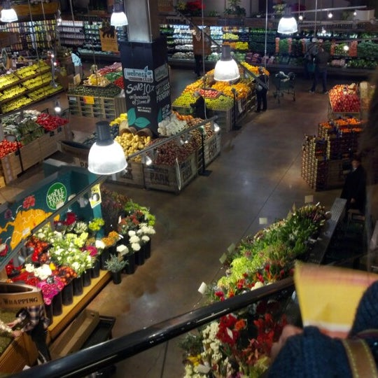 Photo taken at Whole Foods Market by Justin K. on 12/1/2012