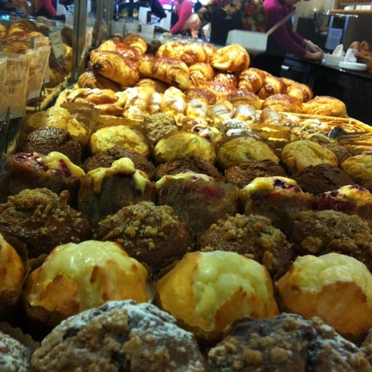 Photo taken at Cannelle Patisserie by Diana L. on 1/23/2012