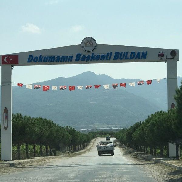 8/30/2017 tarihinde Cumhur D.ziyaretçi tarafından Buldan'de çekilen fotoğraf