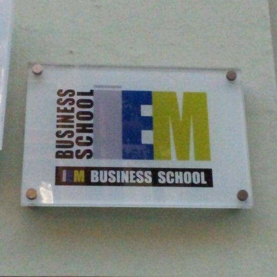 Foto tomada en IEM Business School por José Antonio S. el 11/23/2012